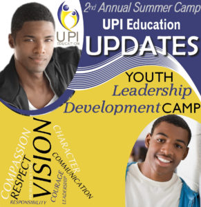 The 2nd Annual Teen Leadership Camp ★ Graduation